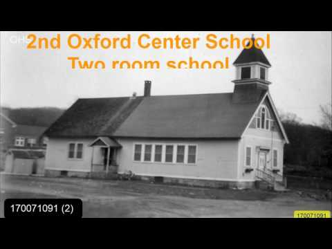 Oxford Center School, Oxford Connecticut