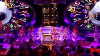Kasia Skrzynecka jako Shakira - Twoja Twarz Brzmi Znajomo