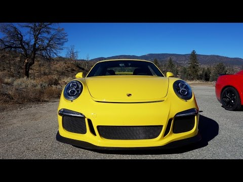 Let's Geek Out About The Porsche 911 GT3
