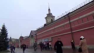 видео Покровский монастырь Матроны Московской на Таганке