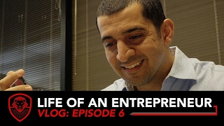 Negotiation at Its Finest - Life of An Entrepreneur VLOG Episode 6