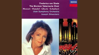 Frederica von Stade & Utah Symphony Orchestra & Joseph Silverstein — Traditional, Copland: Old American Songs, Set 1 - 4. Simple gifts