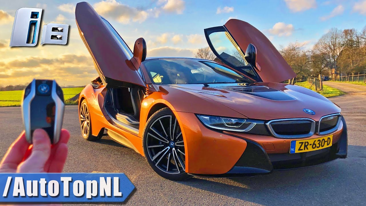 2020 Bmw I8 Coupe Review Pov On Autobahn No Speed Limit By Autotopnl Youtube