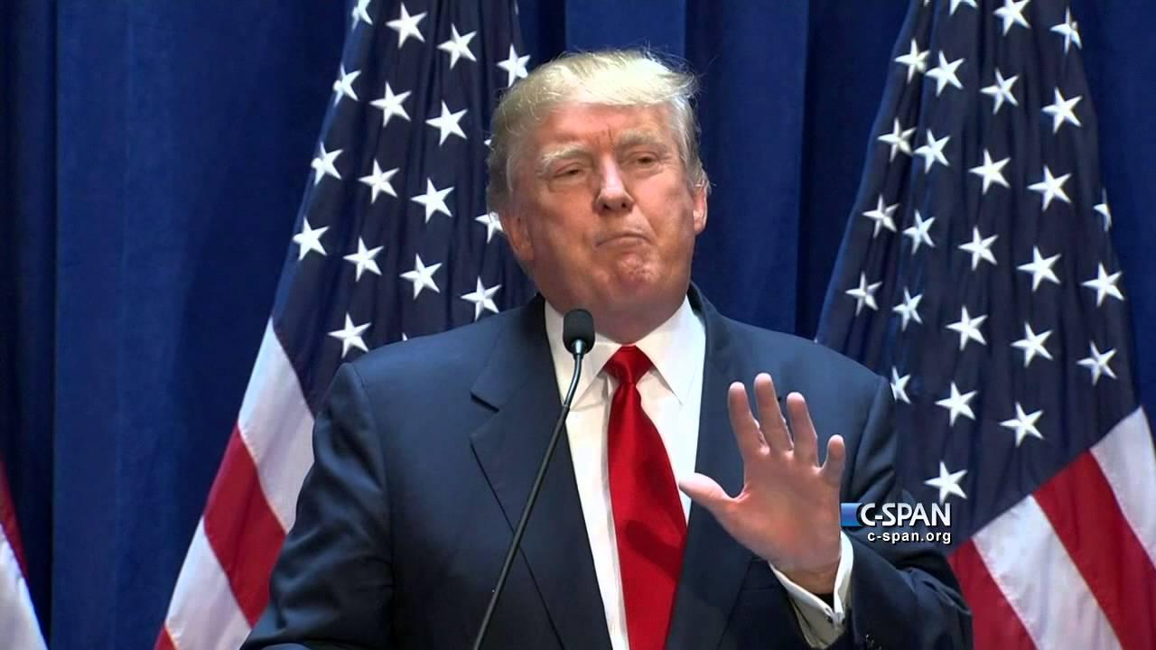 Donald Trump Presidential Campaign Announcement Full Speech C Span Youtube