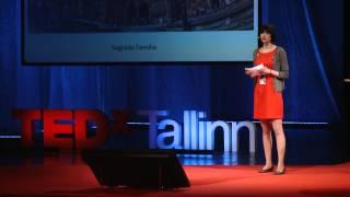 Kuidas mõelda nähtavalt?: Olesja Katšanovskaja at TEDxTallinn
