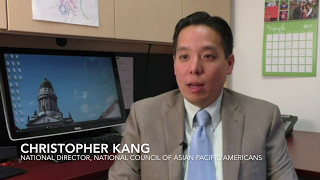 Cover images Emerging Issues in AA&NHPI Health: Christopher Kang