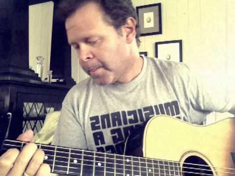 River Boy - Troy Cassar-Daley acoustic version