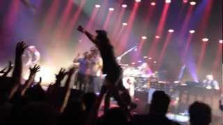 My Morning Jacket w/ Band of Horses-Rock the Casbah (The Clash Cover)- Merriweather August 18th 2012