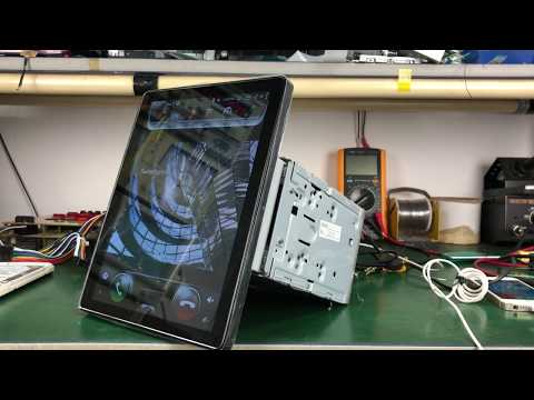 Joying 2Din HD Vertical Screen Head Unit Android 8.1.0 Car Audio System 4GB/64GB