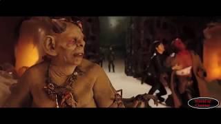 🎬 «Хеллбой Возрождение кровавой королевы». Смотреть фильмы 2018 года.  трейлер hd.