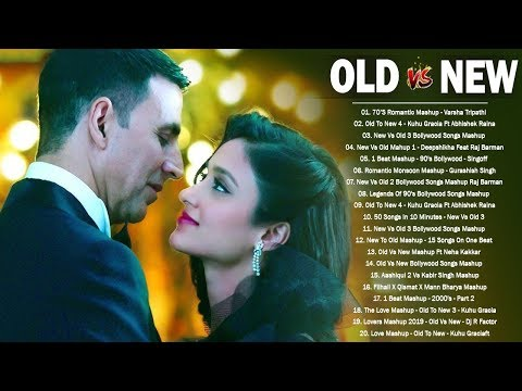 Old Vs New Bollywood Mashup songs 2020 | 90's Indian songs Mashup New Hindi Songs Mashup April 2020