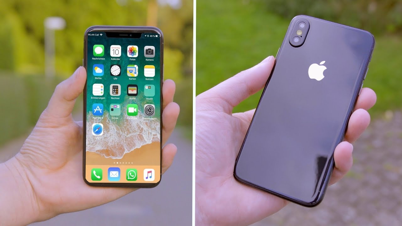 iphone 8 plus hand vergleich