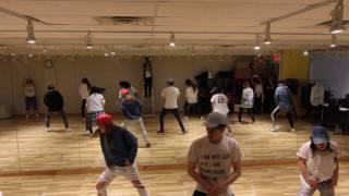 Burn Break Crash / Aanysa (Beginner Hip Hop Class by I LOVE DANCE)