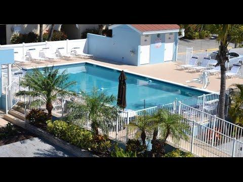 Silver Surf Gulf Beach Resort Bradenton Hotels Florida
