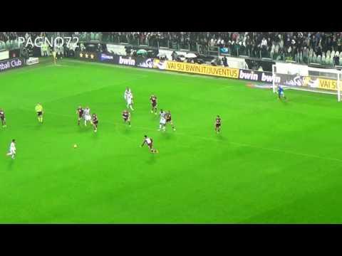 JUVENTUS Vs Torino  Goal Pirlo 2-1