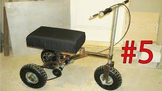 как сделать электро самокат #5