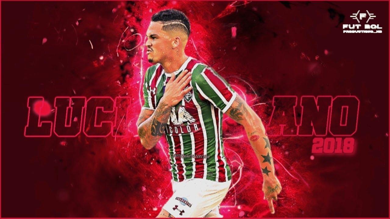 Luciano Fluminense Bem Vindo Ao Sao Paulo Gols 2018 19 Hd Youtube