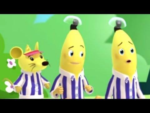 Rat the Banana - Bananas in Pyjamas Full Episode - Bananas in Pyjamas Official