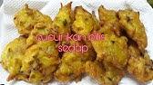 Resepi Cucur Ikan Bilis Rangup Resepi Sheila Rusly Facebook