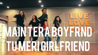 MAIN TERA BOYFRIEND/ HIP HOP/ BOLLYWOOD/ RITU'S DANCE STUDIO SURAT.