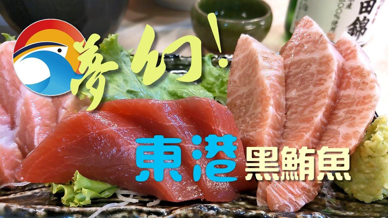 【開伙-地方特產】夢幻東港黑鮪魚 | Bluefin Tuna in Taiwan - YouTube