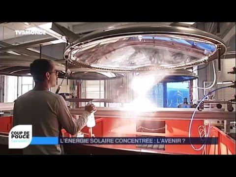 Stockage de l'energie solaire haute temperature  la solution dans les Pyrénées