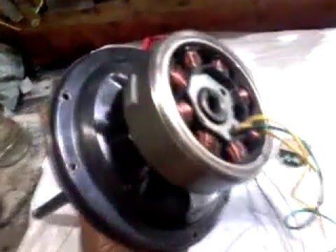 b17c06fc5c6 ENERGIA EÓLICA CASEIRA PEÇAS DE MOTO E VENTILADOR DE TETO - YouTube