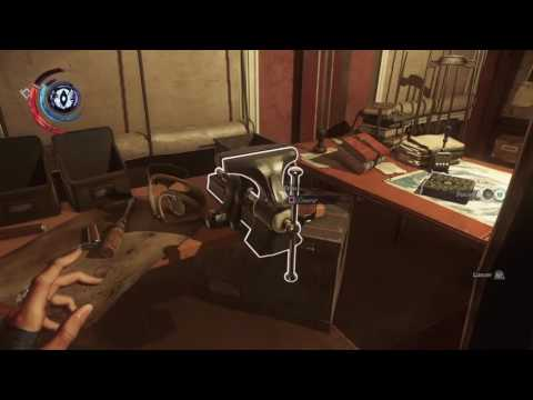 Dishonored 2 No Kill # 4 - Chapitre 5: Le Conservatoire Royal