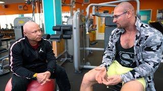 Качаем Мышцы по Науке / Дмитрий Яковина / Как накачаться и набрать вес