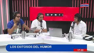 LOS EXITOSOS DEL HUMOR CON FERNANDO ARMAS, ARTURO ÁLVARES Y MIGUEL MORENO | Bloque 1 - 15/02/2019