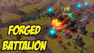 Обзор Forged Battalion | Кто сказал, что жанр RTS мёртв? | Первый взгляд