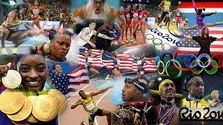 2016 RIO Olympic Games Music Slideshow