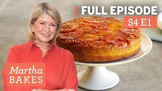 Martha Stewart Makes 4 Citrus Dessert Recipes | Martha Bakes Classic Episodes