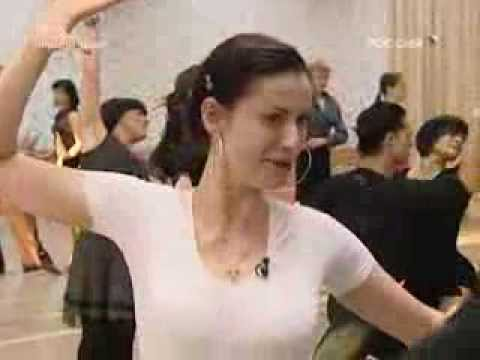 Танцы со звездами - 2009 - Анна Ковальчук - выпуск №9
