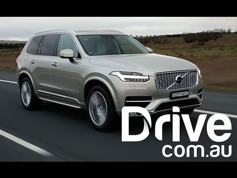 Volvo XC90 First Australian Drive Review | Drive.com.au