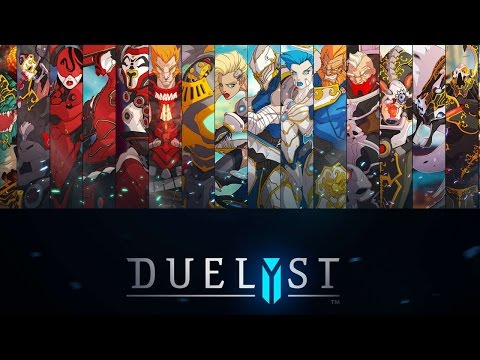 Northernlion Plays Duelyst [Twitch VOD] [Sponsored!]