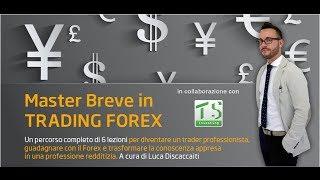 Master Breve Forex - Lezione 2 - Supporti e Resistenze, Trendlines e figure di Inversione