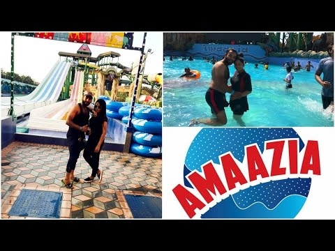 Amaazia water park in Surat - Top Place To visit In Surat.