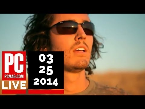 PCMag Live 03/25/14: New York Times' E-Cig Warning & Google Glass Coming to Ray-Ban, Oakley