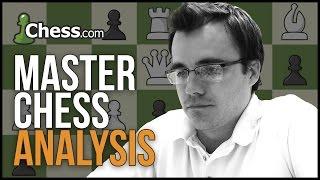 Anand Beats Aronian: 2013 Tata Steel