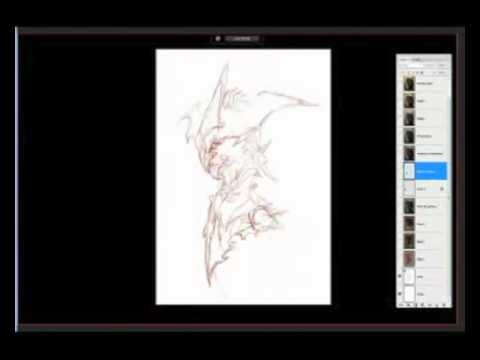 Creature tutorial and Interview with Anthony Jones 02 of 03