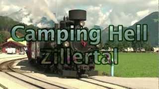 Wohlfühlcamping camping Hell Zillertal Oostenrijk