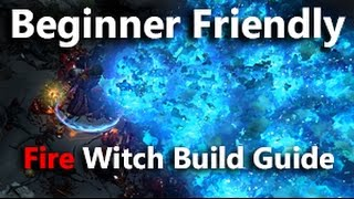 Path Exile Beginner Friendly And Cheap Fire Witch Build Guide