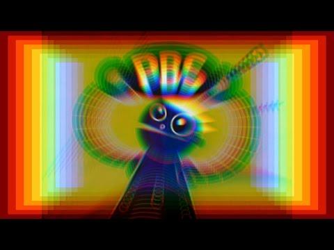 PBS Kids Dash Transformation Logo Effects