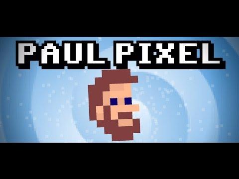Paul Pixel: The Awakening (Xoron GmbH) - iOS / Mac Exclusive Gameplay Trailer