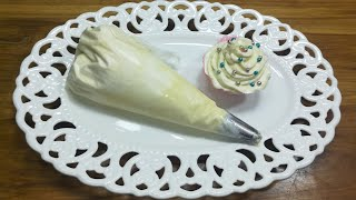 Butter Cream Frosting Recipe/বাটার ক্রীম ফ্রস্টিং রেসিপি/Cake decoration cream Recipe