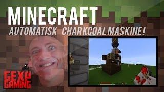 1 7 2 MineCraft EP 38   automatisk charkoal maskine