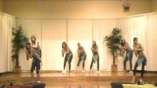 Southern University African  Dance 2011