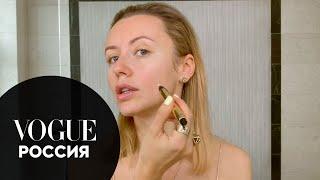 Секреты красоты: Наталья Османн показывает, как сделать легкий летний макияж