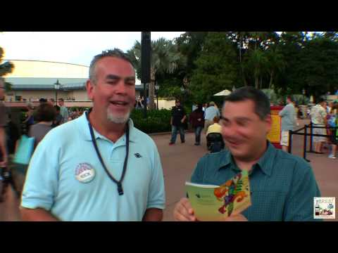 Epcot's Food and Wine Festival 2013 - Day 3: Argentina